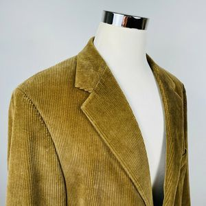 Brooks Brothers 48R Vintage Corduroy Sport Coat